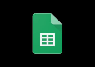 GoogleSheet